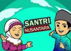 Caption DP BBM Kata Mutiara Hari Santri Nasional 22 Oktober Terbaru Kalimat Bijak Semangat Doa