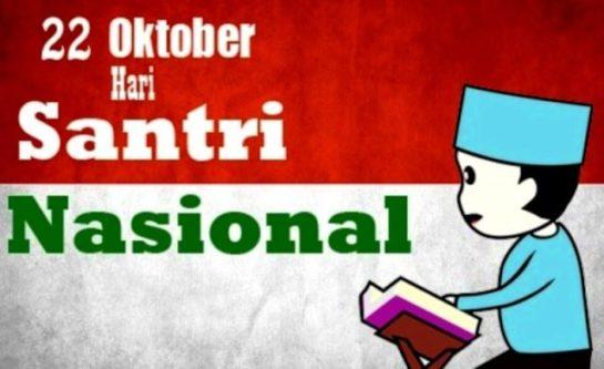 Gambar Caption DP BBM Hari Santri Nasional 22 Oktober Terbaru Kata Bijak Penuh Makna