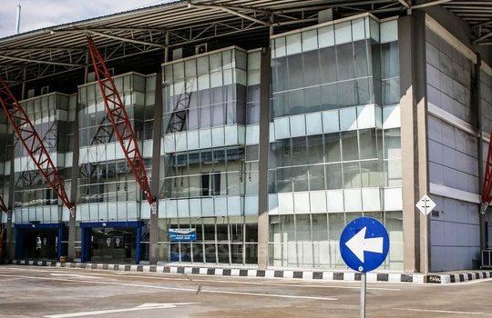 Layanan Berbasis Digital di Terminal Bus Pulogebang