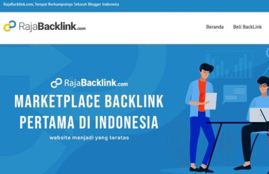RajaBacklink.Com Rajanya Jasa Backlink Berkualitas di Indonesia Murah Terjangkau