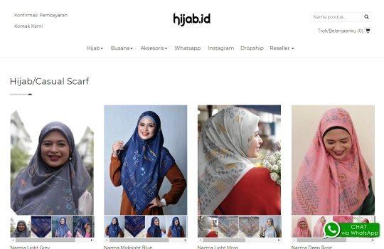 Tips Memilih Jilbab Hijab Sesuai Bentuk Wajah