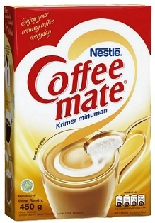 Krimer Nestle Coffeemate