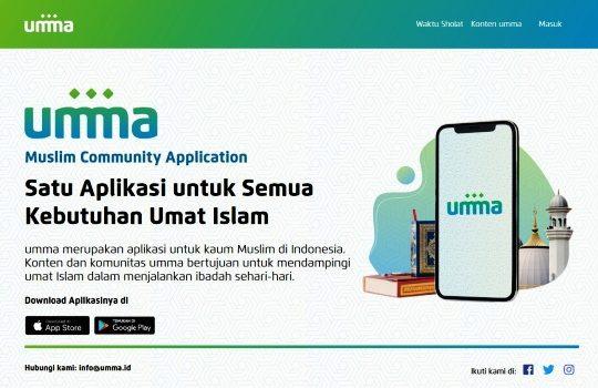 Umma Ramadhan Fitur Andalan Aplikasi Umma.ID