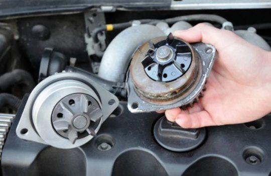 Cara Mengetahui Waterpump Mobil Rusak