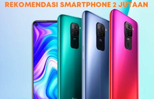 Rekomendasi Smartphone Android Terbaik 2020 dengan Kisaran Harga Rp 2 Jutaan
