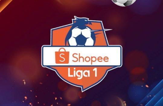 Live Streaming Pertandingan Bola Shopee Liga 1 Musim 2020 2021 di Vidio com Online