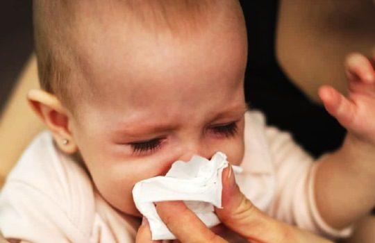 Kenali Penyebab Hidung Bayi Tersumbat