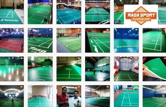 Tips Merawat Karpet Badminton yang Perlu Diperhatikan agar Awet dan Tahan Lama
