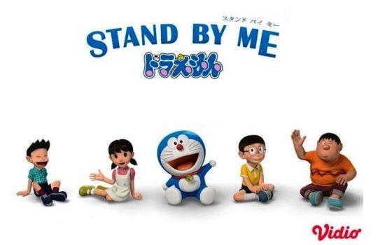Sinopsis Film Stand By Me Doraemon, Kisah Persahabatan yang Mengharukan