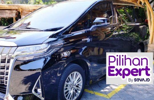 Mudahnya Beli Mobil Bekas Alphard di Seva.id Lewat Fitur Pilihan Expert