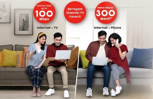 Internet Kuota Tak Terbatas Indihome, Pilihan Tepat untuk Rumah Anda
