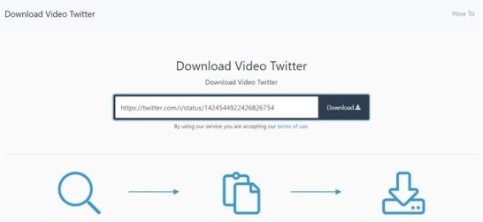 Download GIF Twitter di Komputer