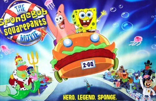 Ini Dia Fakta Unik Karakter Patrick dalam The SpongeBob Squarepants Movie GTV