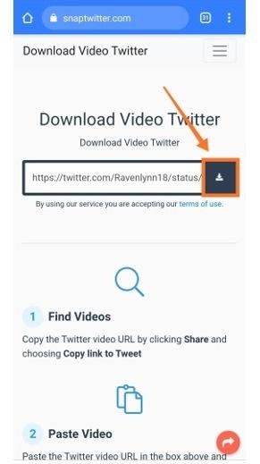 Twitter Downloader SnapTwitter